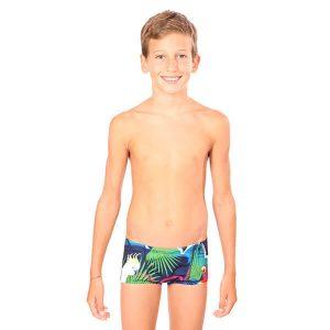 Traje de baño (Shortly Tropical) para niños - Makosport