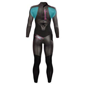Traje de neopreno (Wetsuit) para triatlón Mujer - Makosport