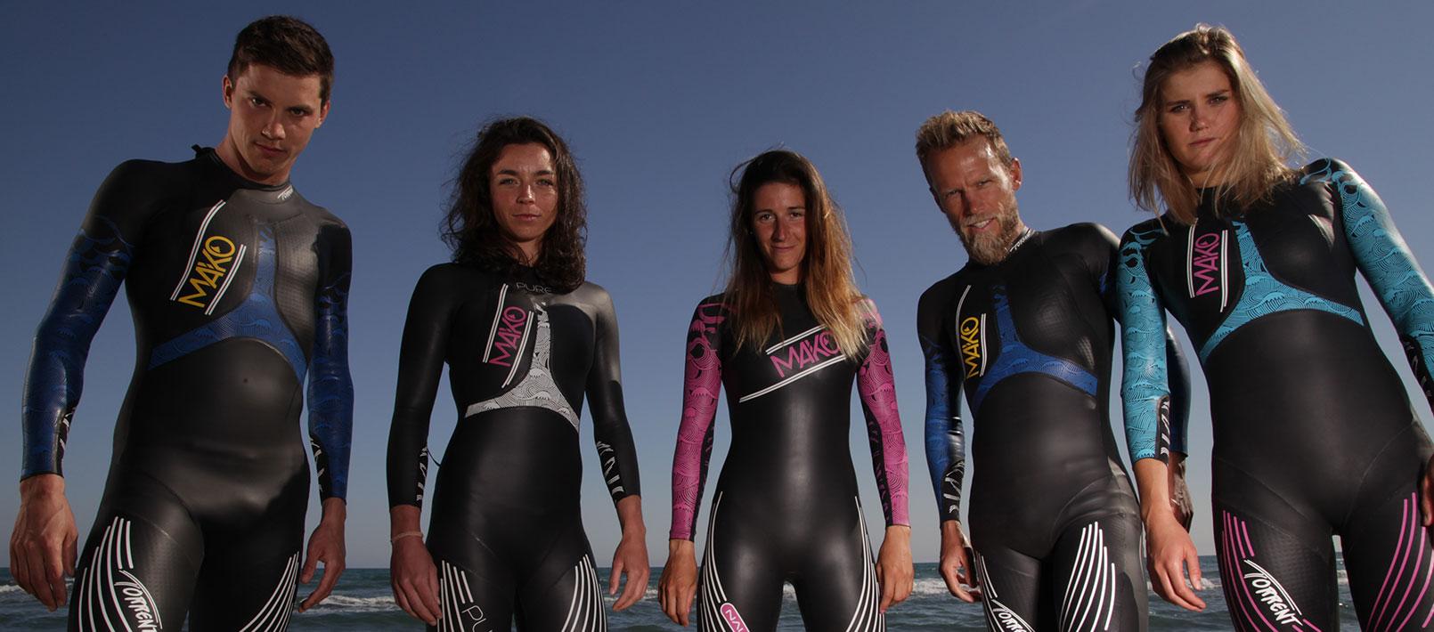 Mako Sport: Lanzan nueva línea de Wetsuit para este verano