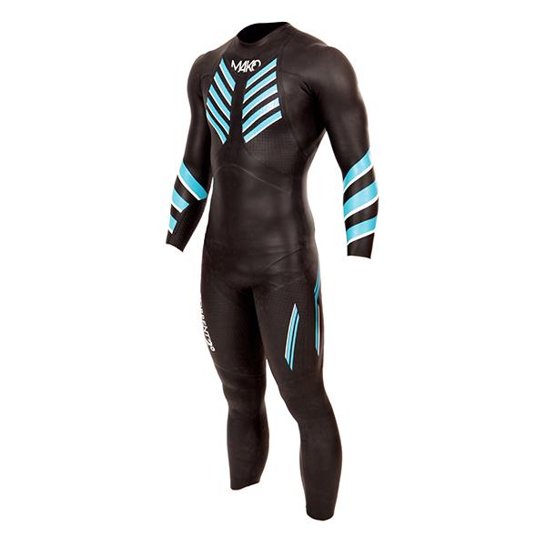 Traje de Neopreno Mako (wetsuit) para triatlón Torrent 2.0 Edición 2020 - Hombre