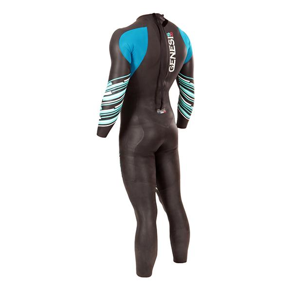 Traje de Neopreno (wetsuit) para triatlón Mako Genesis 2.0 Edición 2020 - Hombre