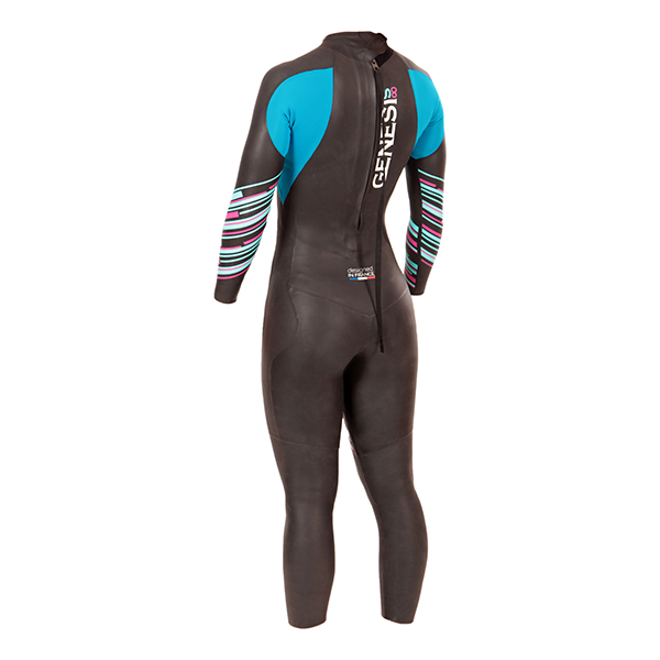 Traje de Neopreno (wetsuit) para triatlón Mako Genesis 2.0 Edición 2020 - Mujer